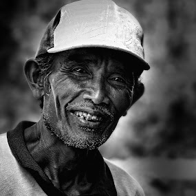 by Ribut Bagus - People Portraits of Men