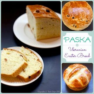 Paska - Ukranian Easter Bread