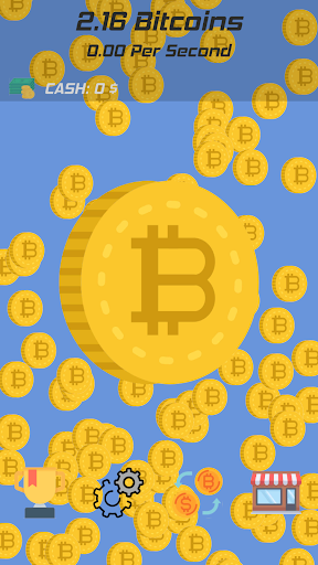 Bitcoin Clicker screenshot 1