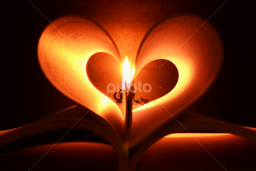 fire of love by Fadly Shaputra - Artistic Objects Still Life ( pwcstilllife )