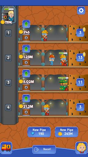 Idle Oil: Miner 1.01.160a64 screenshots 2