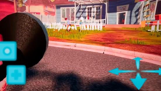 Hello Evil Neighbor 3D - náhled
