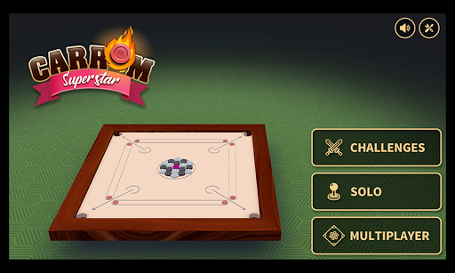 Multiplayer Carrom : 3D  captures d'écran 1