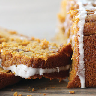 Gluten- & Dairy-Free Pumpkin Bread.