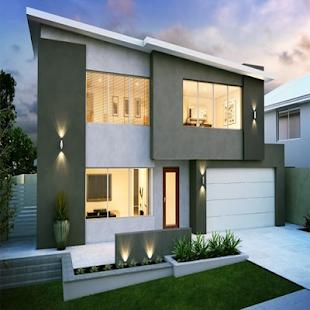 Desain Rumah Mini 2 Lantai Screenshot Thumbnail