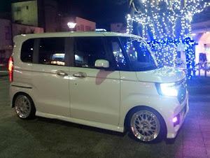 Nボックスカスタム  のカスタム事例画像 Mei☆.。.:*・さんの2020年11月29日23:30の投稿