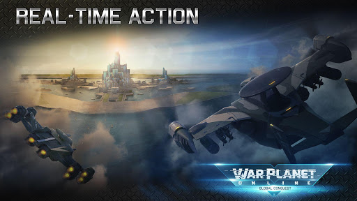 War Planet Online: Real-Time Strategy MMO Game 3.3.0 screenshots 5