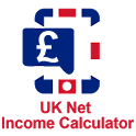 UK Net Income Calculator icon