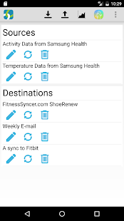 FitnessSyncer- screenshot thumbnail