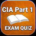CIA Part 1 EXAM Questions Quiz icon