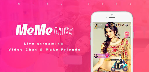 MeMe Live - Live Stream Video Chat & Make Friends - Apps on Google Play