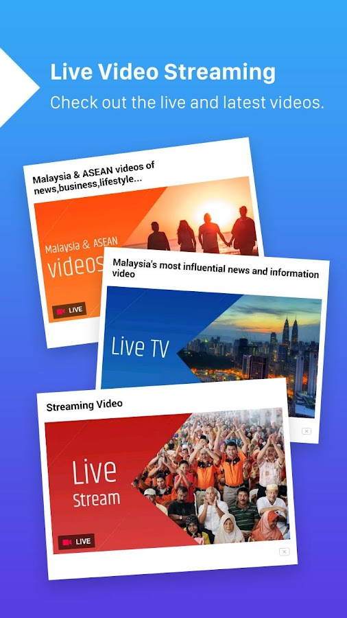 InstaBuzz - Latest News, Videos & Live TV- screenshot
