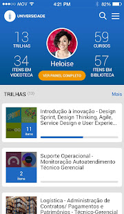 Download Universidade Beblue For PC Windows and Mac apk screenshot 2