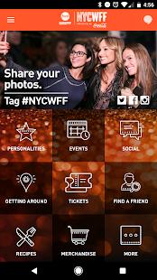 NYC Wine & Food Festival - náhled