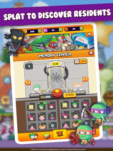 Nickelodeon Pixel Town 1.3.6 screenshots 11