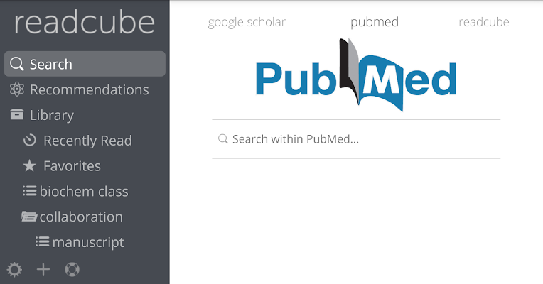 ReadCube - screenshot