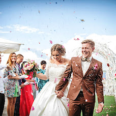 Wedding photographer Kristina Kalinina (KalininaKristina). Photo of 27.11.2017
