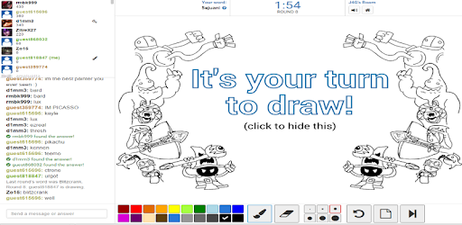 Sketch League Paint On Windows Pc Download Free 1 0 Com Sketch League Paint Skribbl io is a free multiplayer drawing and guessing game. sketch league paint on windows pc