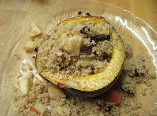 Acorn Squash With Couscous Recipe