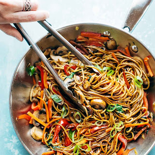 Lo Mein With Ramen Noodles Recipes