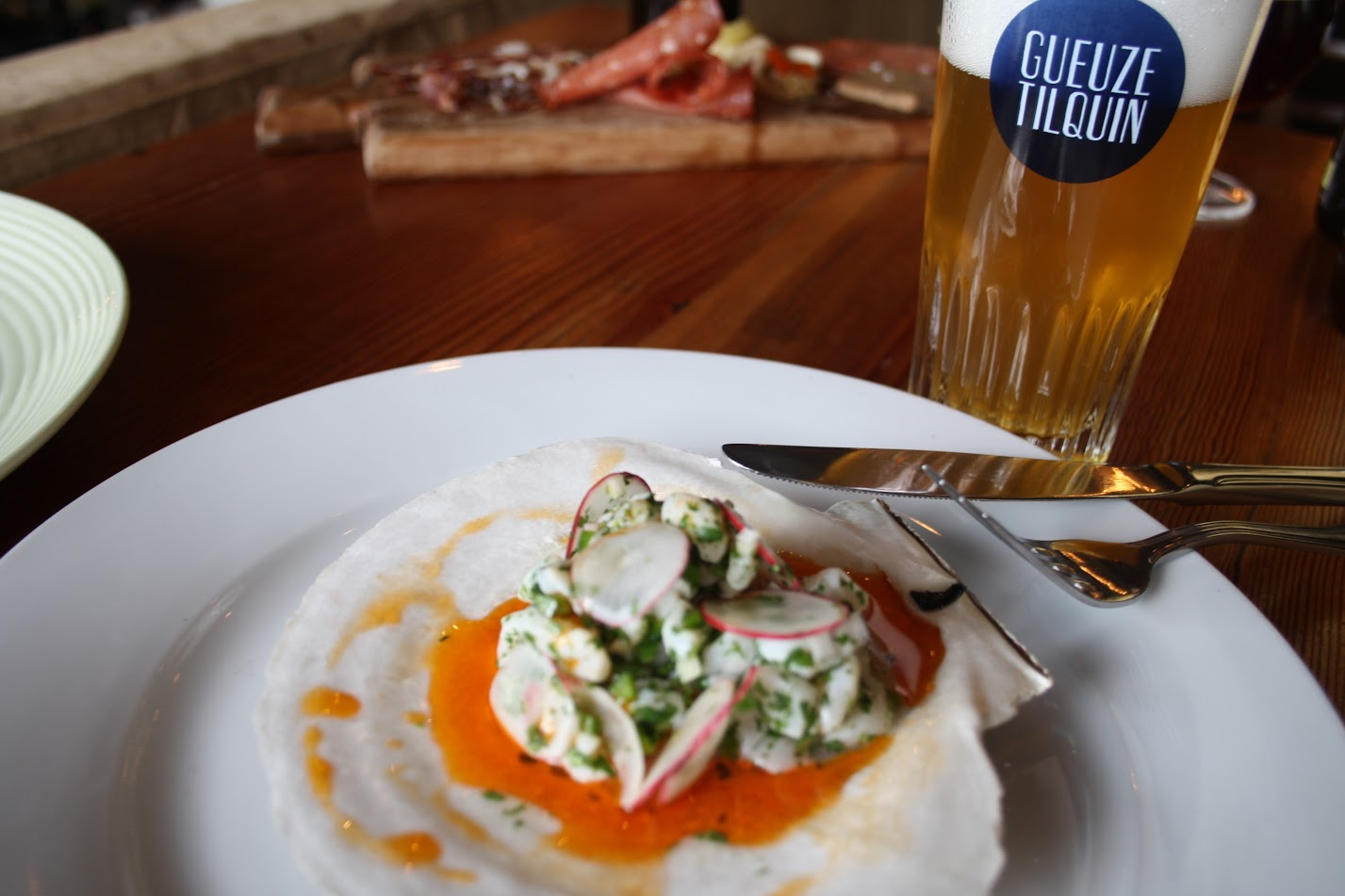 Imperial Session Beer Dinner Series, this pop up offers guests the ability to experience a wide range of beer and food interactions without boundaries of a single brewery or single restaurant