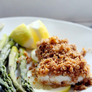 New England Baked Haddock- real food edition.
