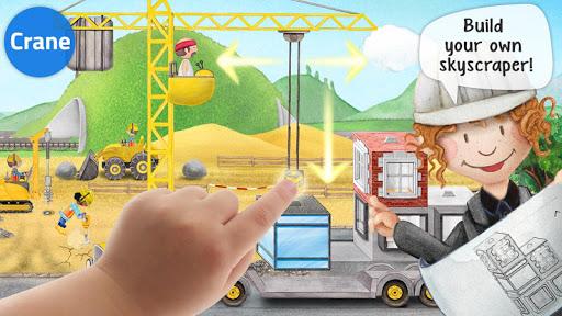 Tiny Builders: Crane, Digger, Bulldozer for Kids  screenshots 3