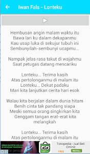 Lagu Iwan Fals screenshot 2