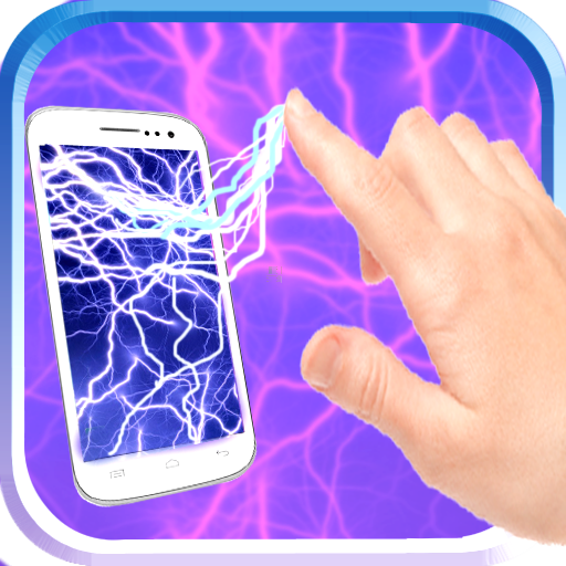 Electric Shock Screen Prank 媒體與影片 LOGO-玩APPs