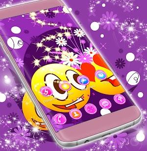 Crazy Emoji Téma - náhled