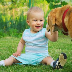 Friendship by Ioan-Dan Petringel - Babies & Children Children Candids