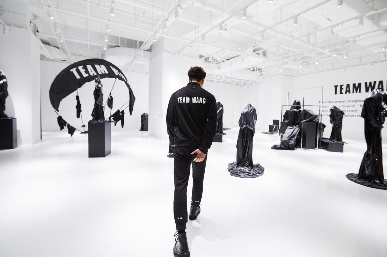 TEAM WANG Pop up store Concept Store