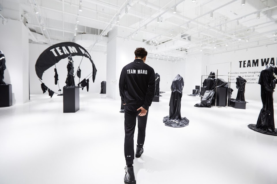 TEAM WANG Pop up store Concept Store