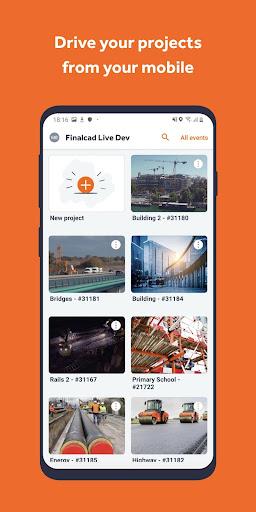 Finalcad Live screenshot 1