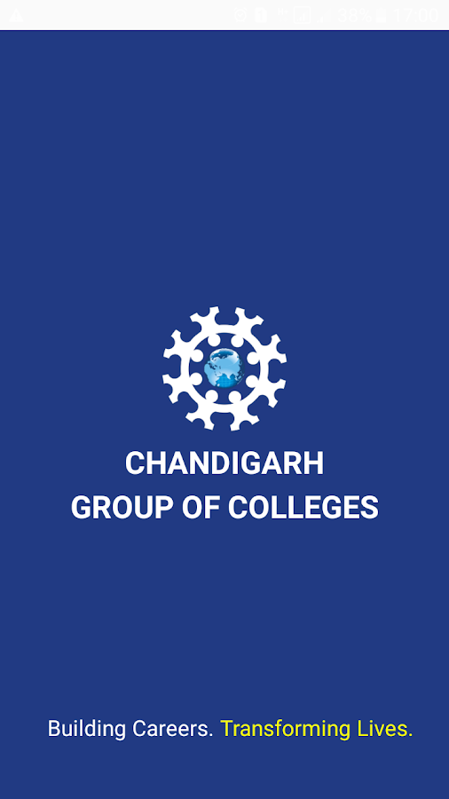 Chandigarh Group Of Colleges- screenshot