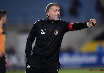 """Christian Bracconi après la défaite face à Malines : """"C'était déjà cuit à la mi-temps"""""""