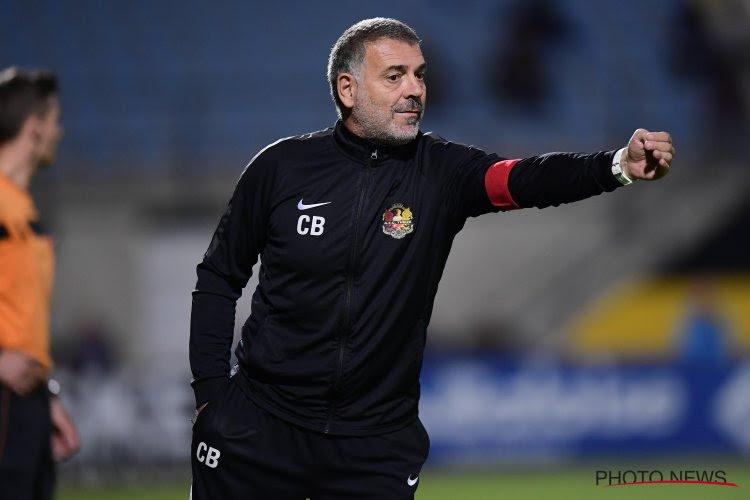 Nouvelle sanction pour l'entraîneur de Tubize, l'Union à l'amende