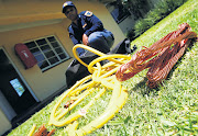 Thieves have stolen copper wires from a church three times in less than a week.