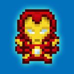 Crossy Heroes - Pixel Survival Icon
