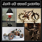 Used spareparts craft icon