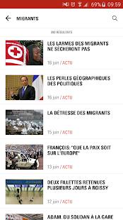 Paris Match Actu - screenshot thumbnail