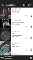 Screenshot of Latino 102.7