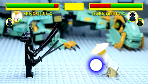Legend Of Ninja Go 2.0 screenshots 3