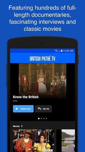 British Pathé TV screenshot 2