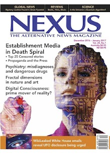 Nexus Magazine- screenshot thumbnail