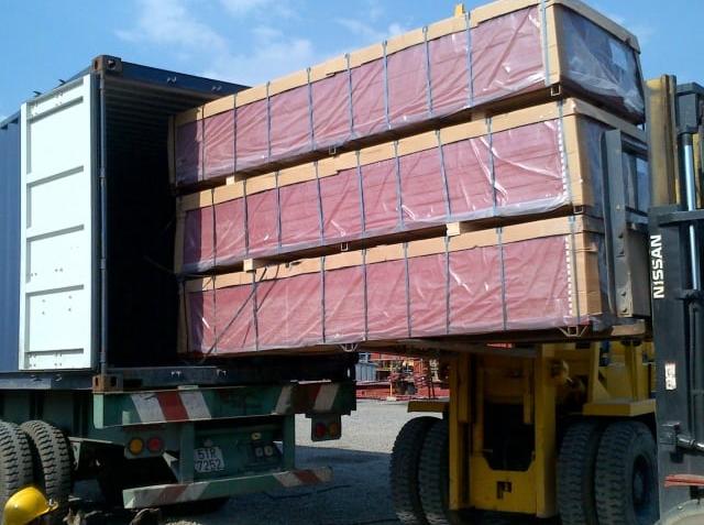 Trọng lượng hàng gửi ảnh hưởng tới phí vận chuyển hàng