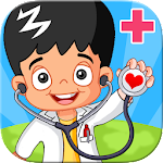 Little Kids Hospital Emergency Doctor - free app