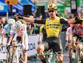 Dylan Groenewegen en Fabio Jakobsen hebben met elkaar gepraat na de zware valpartij van enkele maanden geleden in de Ronde van Polen
