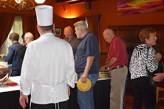 Photo: El Pinto Restaurant buffet line