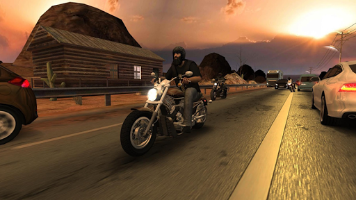 Racing Fever: Moto - screenshot